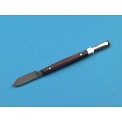 Couteau a cire, 17 cm