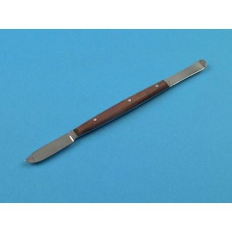 Couteau a cire fahnenstock, 17 cm