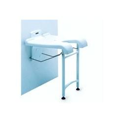 Siege de douche mural aquatec sensibar