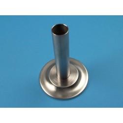 Porte-pince kocher, inox, dia. 30 mm, hauteur 110 mm