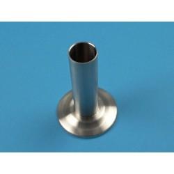 Porte-thermomètre, inox, dia. 30 mm, hauteur 110 mm