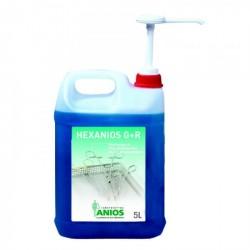 HEXANIOS G + R Bidon de 5 litres + 1 pompe 25 ml