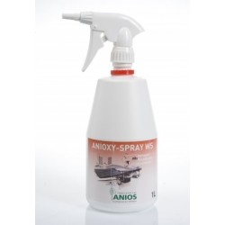 Détergent Désinfectant Anioxy-Spray WS