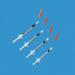 Seringues à insuline BD Micro-Fine™+
