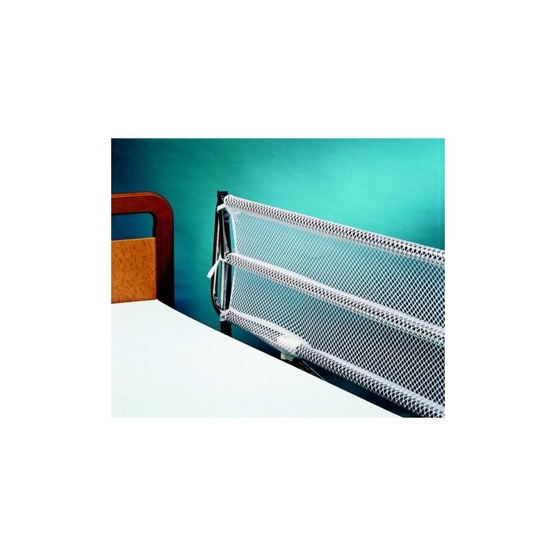 protection de barri re de lit universelle en filet souple. Black Bedroom Furniture Sets. Home Design Ideas