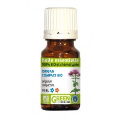Huile essentielle d'origan Bio - Green For Health