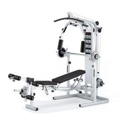 Banc de musculation Kettler Delta XL avec pupitre à biceps