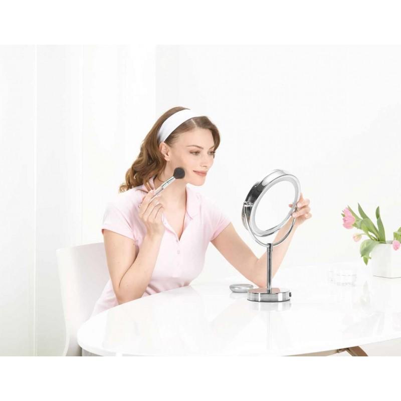 miroir grossissant lumineux beurer bs 69 medica services fr. Black Bedroom Furniture Sets. Home Design Ideas