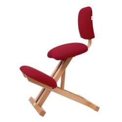 Chaise ergonomique pliable avec dossier S2105