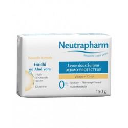 Savon Neutrapharm doux surgras Dermo-protecteur 150gr