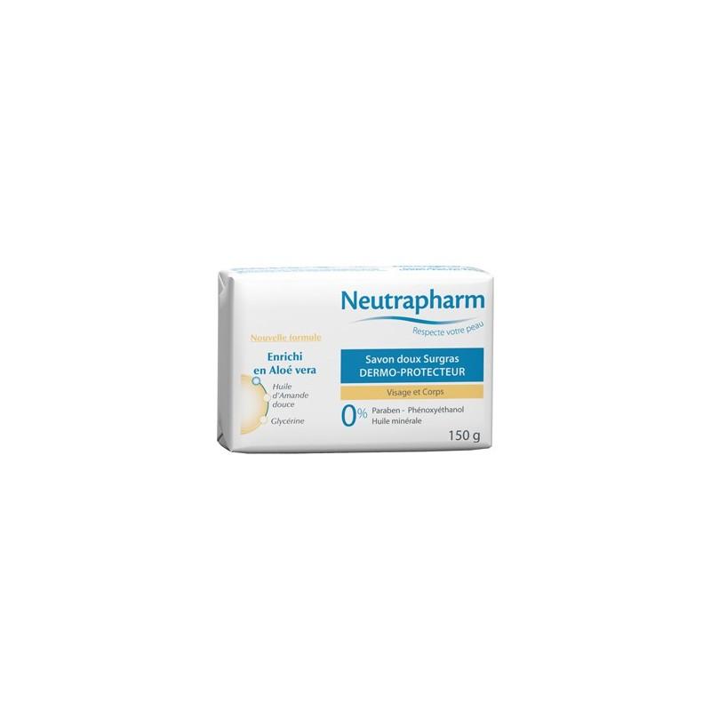 Savon neutrapharm savon gel douche naturel sans paraben - Neutrapharm gel douche surgras ...