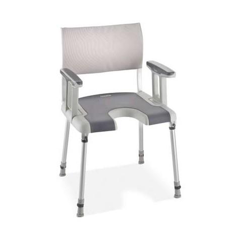 chaise de douche chaise de douche perc e aquatec sorrento materiel medical materiel medical. Black Bedroom Furniture Sets. Home Design Ideas