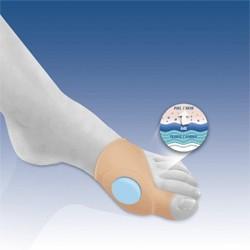 Protège oignon universel sans recouvrement pour la peau en gel