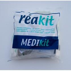 REAKIT - Kit de secours pour réanimation d'urgence.