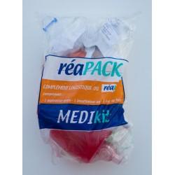REAPACK - Complément pour le secouriste sans ambulance