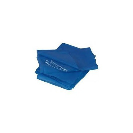 DRAP BLEU JETABLE AMBULANCE 50 g