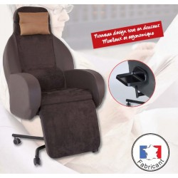 Fauteuil coquille Soffa princeps