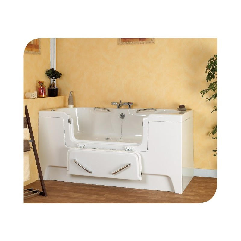 baignoire porte serenity medica services fr. Black Bedroom Furniture Sets. Home Design Ideas