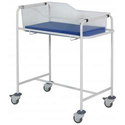 Table langer inox medica services fr for Berceau table a langer