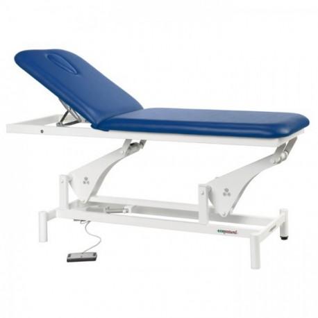 table de massage lectrique ecopostural c3500 medica. Black Bedroom Furniture Sets. Home Design Ideas