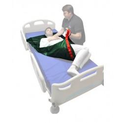 DRAP DE GLISSE AVEC POIGNÉES - SPECIAL REHAUSSEMENT