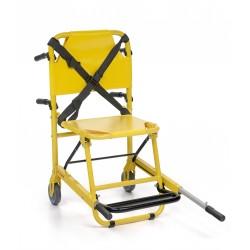 Chaises portoirs pliables - S 128 2 roues