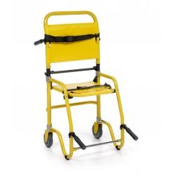 Chaise portoir pliable - S 127 2 roues - Compacte