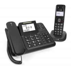 DORO TELEPHONE FILAIRE COMFORT 4005 NOIR
