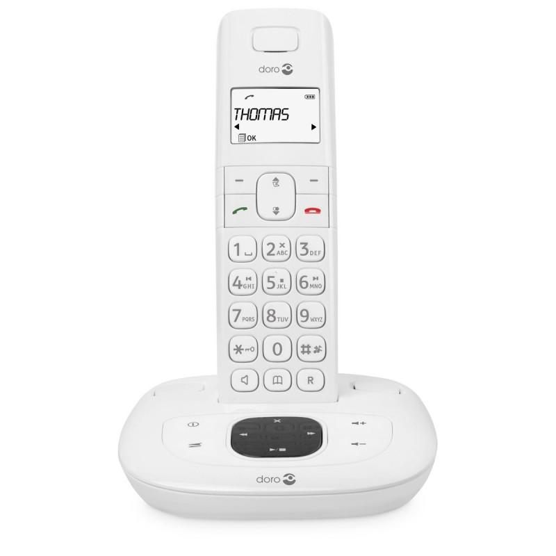 DORO TELEPHONE SANS FIL COMFORT 1015 BLANC