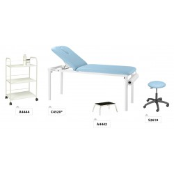 TABLE D'EXAMEN PACK MOBILIER ECOPOSTURAL PACK01