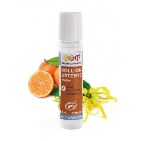 ROLL-ON DETENTE AUX HE 6 ml