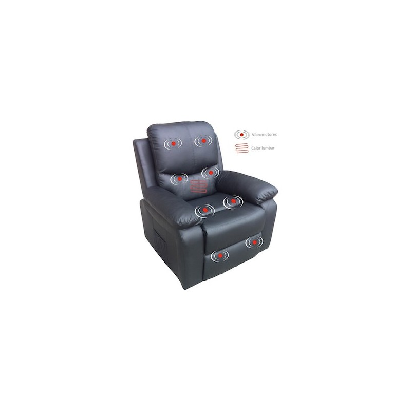 fauteuil releveur massant chauffant medica services fr. Black Bedroom Furniture Sets. Home Design Ideas