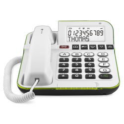 TELEPHONE FILAIRE DORO SECURE 350