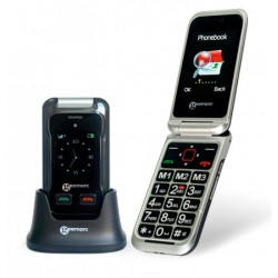 TELEPHONE PORTABLE CL8500 GEEMARC