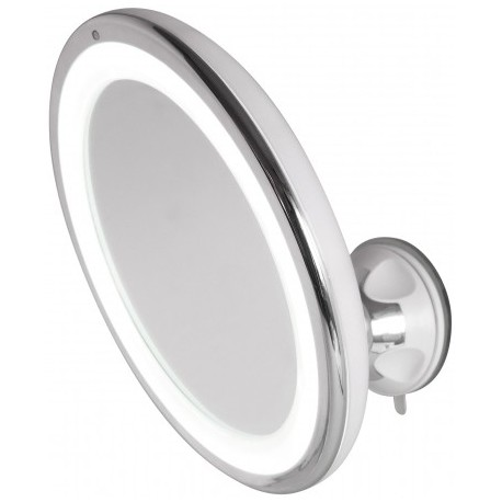 Miroir grossissant led tactile medica services fr for Miroir tactile