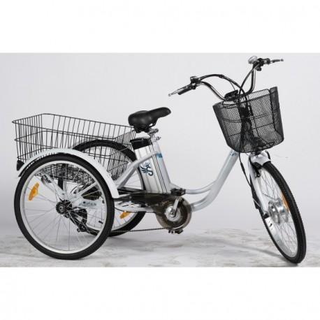Tricycle se300r 36 a assistance electrique medica - Tricycle couche electrique ...
