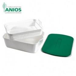 INSTRUBACS Bac de 10 litres vol utile 5 l - Anios