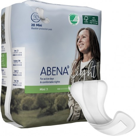 Abena light mini n° 1