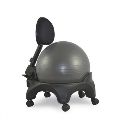 CHAISE ERGONOMIQUE AVEC BALLON TONIC CHAIR® CONFORT