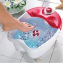 Bain de pieds bouillonnant