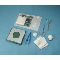 Sets de suture, pansements, soins, compresses, bandes de crêpe, bandes de gaze, compresses, materiel medical, medica services