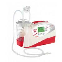 Un aspirateur à mucosité est un appareil de secours permettant de désobstruer les voies respiratoires