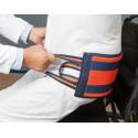 Sangles et ceintures de transfert