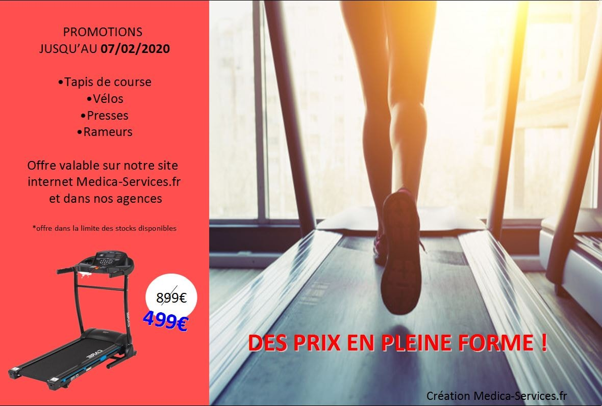 PROMOTION GAMME FITNESS