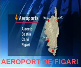 AEROPORT DE FIGARI Sud Corse